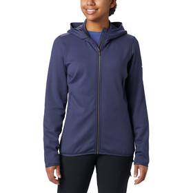 Columbia Windgates Fleece Jas Dames, nocturnal